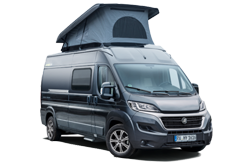 Vermietung Wohnmobile + Caravans | HYMER Klasse 1